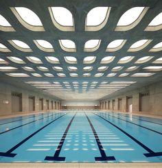 Zaha Hadid | London Aquatic Center