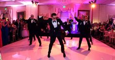 The Most Amazing Groomsmen Dance Of All Time