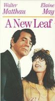 A New Leaf  (1971)   Walter Matthau plays a well-to do-playboy who is used to the pampered life.  But, much to his dismay, Matthau's character learns that he has blown through his fortune and is soon to be penniless.  He decides that the solution to his problems is to marry a wealthy woman, but after realizing his marital prospects are slim, he meets a meek, accident-prone heiress (played by the writer/director of the film, Elaine May) who will inherit a vast family fortune.