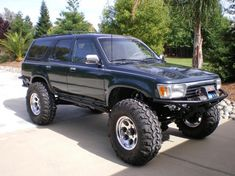 1995 3 Link Front and Rear Build - : and Off-Road Forum Toyota 4runner 1995, Toyota Pickup 4x4, Toyota Trucks, Toyota Tacoma, Toyota Runner, Best Off Road Vehicles, Toyota Surf, 3rd Gen 4runner, Hybrids And Electric Cars