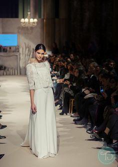 Vestido de novia SOLE ALONSO · Tendencias de Bodas Magazine {Foto, Patricia Murcia} #vestidosdenovia #weddingdress #tendenciasdebodas