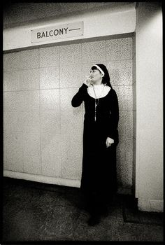 Smoking Nun 2003 by Mark Berry - Photographer & Graphic Designer, via Flickr