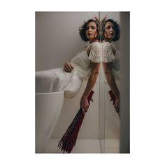 GOLDCIRCUS BRIDAL DRESS // In Sachen Brautmode gibt es schon ganz bald tolle Neuigkeiten. Die ersten Pieces sind  ja bereits erhältlich,… High Low, Couture, Bridal, Handmade, Dresses, Fashion, Amazing, Vestidos, Moda