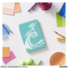 Moana | Sailing Spirit. Regalos, Gifts. Producto disponible en tienda Zazzle. Product available in Zazzle store. Link to product: http://www.zazzle.com/moana_sailing_spirit_ipad_mini_cover-256228273165996314?CMPN=shareicon&lang=en&social=true&rf=238167879144476949 #carcasas #cases #moana