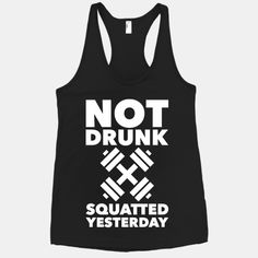Not Drunk Squatted Yesterday. I want this tank!!