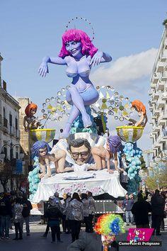 3 Febbraio 2013 al Carnevale di Putignano