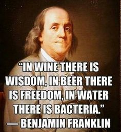 An inspiring collection of wine quotes ||| The Wine Wankers