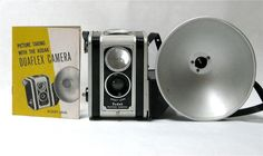 Vintage Kodak Bubble top Duaflex Camera with by CanemahStudios, $35.00