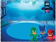 Use these Free printable PJ Masks favor toppers to top off a bag of treats or favors you want to give to your guests. There are four designs to the favors, 3 of the designs feature an individual character and one has the team united. Once folded one half of the topper will show the …