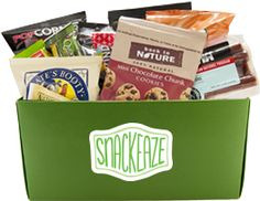 SNACKEAZE: A variety of convenient and affordable healthy snacks delivered directly to your door!