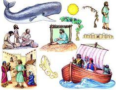 Jonah whale bible story