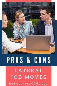 Will A Lateral Job Move Always Make You More Valuable? Find out the pros and cons of a lateral job move when you are trying to further your career. Expand your skills and knowledge with a change of job to help your career move forward. Job Interview Questions, Job Interview Tips, Job Interviews, Finding The Right Job, Get The Job, Job Search Websites, Job Hunting Tips, Job Info, Finance Jobs