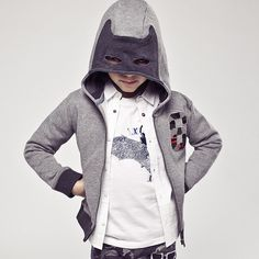 Cardigan garçon IKKS (XG17063) | Vêtement Garcon Hiver 15