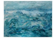 Whitecaps by Diane Reiger on OneKingsLane.com