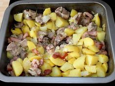Kaja, Hawaiian Pizza, Potato Salad, Vegetables, Ethnic Recipes, Food, Meal, Veggies, Essen