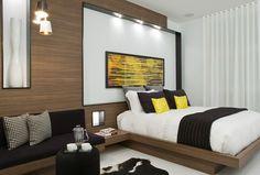 Binnenkijken   Stijlvol appartement in zwart/wit en geel - #woonblog #interieurblog - www.stijlvolstyling.com