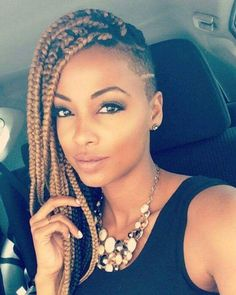 Box Braids With Undercut Picture box braid undercut hairstyles fr android apk herunterladen Box Braids With Undercut. Here is Box Braids With Undercut Picture for you. Box Braids With Undercut triangle box braidsundercut. Box Braids With Unde. Box Braids Hairstyles, Shaved Side Hairstyles, My Hairstyle, Undercut Hairstyles, Undercut Pixie, Hairdos, Afro Hair Style, Curly Hair Styles, Natural Hair Styles