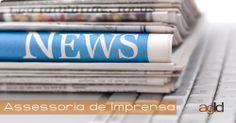 Assessoria de Imprensa coloca você em contato com seu público alvo através de matérias, notas, entrevistas e publicações em meios de comunicação gerando credibilidade para sua imagem. AGLD
