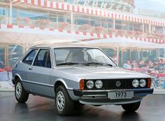 VW Scirocco I (Typ 53)