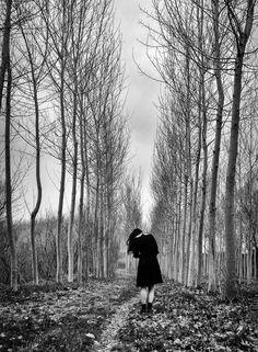 "Saatchi Online Artist: Alessandro Passerini; Black & White 2013 Photography ""Lost"""