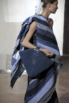 Daniela Gregis knit bag