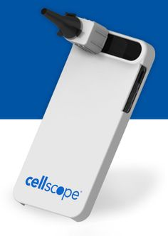 CellScope Oto checks for infections of the inner ear by converting your phone into a connected digital otoscope. Quantified Self, Inner Ear, Home Tools, Easy To Use, Peace Of Mind, High Quality Images, Save Yourself, Canning, Iphone