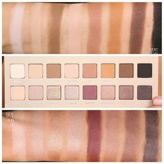 Lorac Pro 3 Palette | Swatches | The Budget Beauty Blog