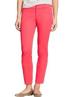 Women's The Diva Skinny-Ankle Pants | Old Navy: WANT THESE!