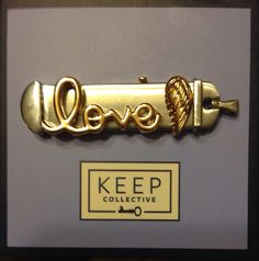 Keep-collective by Stella & Dot- Love