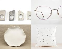 Beleive by Justi and Justina on Etsy featuring concrete jewelry - geometric architectural concrete ring by shooohsJewelry