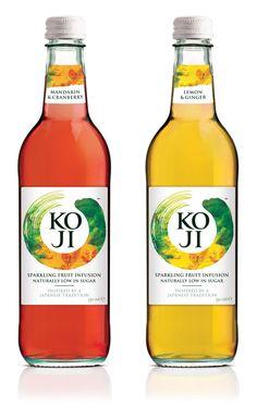 KOJI Japanese soft drink by Reach