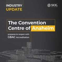 Visit Anaheim, the official destination organization for Anaheim, recently announced its plan for the Anaheim convention center to become the largest exhibition facility on the west coast to receive the Global Biorisk Advisory (GBAC) STAR accreditation. Exhibition Company, Exhibition Space, Anaheim Convention Center, Convention Centre, Trade Show Design, One Design, Got Quotes, Free Quotes, Value Proposition