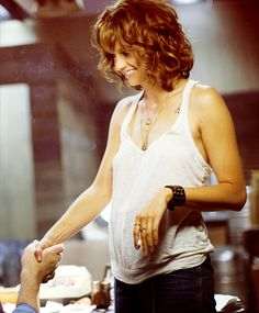 Short cut | Stana as Genya Ravan | CBGB movie
