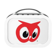 Shop Red Owl Food Stores - Reusable Lunch Box created by Personalize it with photos & text or purchase as is! Work Lunch Box, Cute Lunch Boxes, Owl Food, Red Owl, Cold Lunches, Fancy, Workshop, Kids, Manualidades