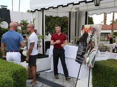 Desert Magazine | Party at the Viceroy Palm Springs | September 2014
