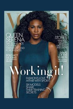 Vogue Nailed It With Its April Cover -- The Cut