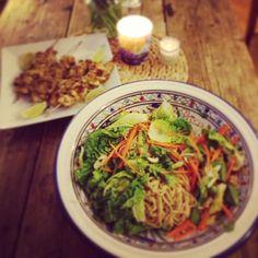 Chicken Satay and Noodle Salad https://jamtomorrow.jux.com/1184234