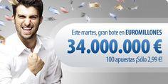 ¡Llévate el bote del martes 09 de Octubre de 34.000.000 € en Euromillones con la peña 100x1!    http://www.ventura24.es/euromillones/euromillones.do?idpartner=social_source