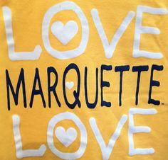 the Marquette Spirit Shop.