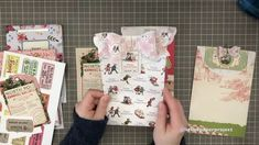 Easy DIY Gift Bag Tutorial Part 2 - Holiday Gift Ideas - DT for OAWA