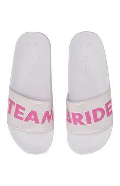 Primark - Slippers Team Bride