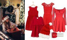 3742dff44a7 Matcha kläder med din dotter – 3 outfits för jul och nyårsfesten - Metro  Mode