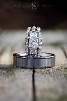 Wedding Rings, a Historic Dubsdread Ballroom Wedding, Orlando FL  Clermont FL wedding photographer.