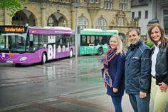 Gewinnaktion: Mit neuem Logo-Bus auf Stadtrundfahrt +++ »Bielefeld – yeah!«