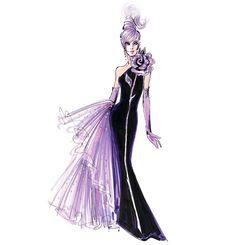Sterling Silver Rose Barbie Doll