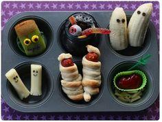 halloween lunch fun