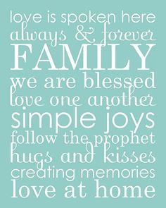 Lds Quotes, Great Quotes, Inspirational Quotes, Lds Memes, Inspiring Sayings, Quirky Quotes, Family Subway Art, Family Wall, Big Family