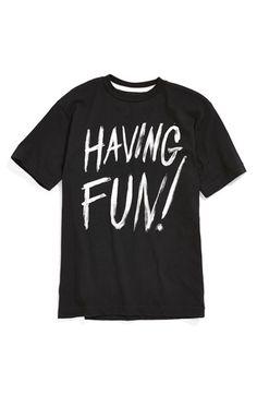 Volcom 'Having Fun!' Graphic T-Shirt (Big Boys) | Nordstrom