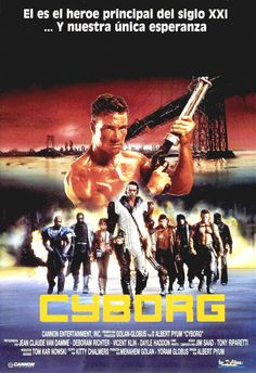 1989 - Cyborg - tt0097138