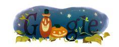 Halloween Google Logos: Doodle Team Scares Up Six Different ...